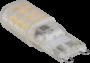 Lâmpada Halopin G9 Led 2W 3000K 220V Save Energy