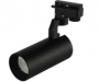 Spot Para Trilho LED 15W 6000K Preto Bivolt
