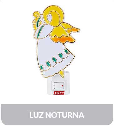 Abajur Luz Noturna Anjo 7W 127V Avant