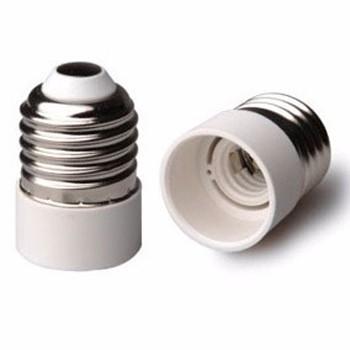 Adaptador E27 Para Lâmpada E14