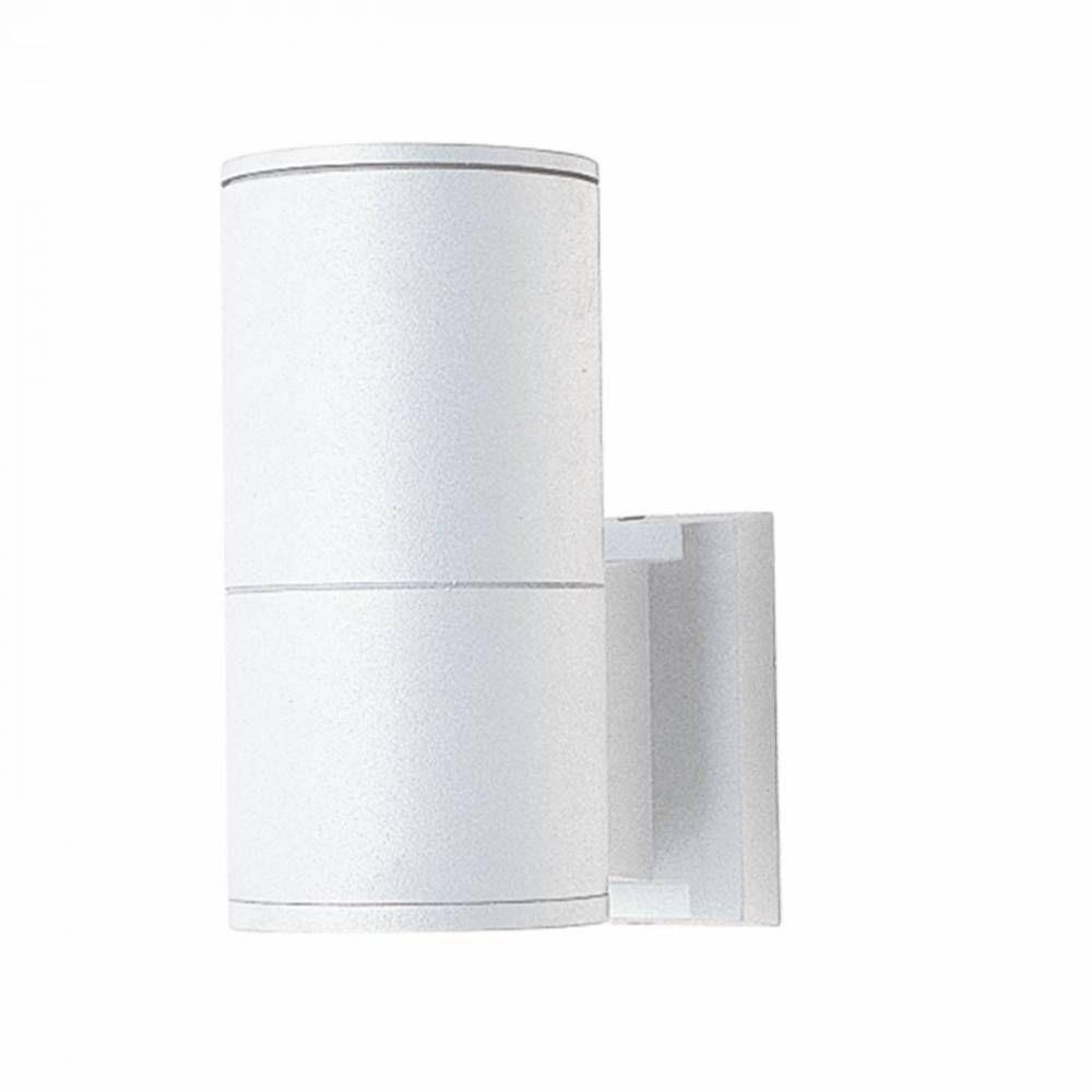 Arandela Outside Aluminio Branca 1E27 LX9043W Bella