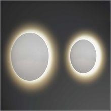 Arandela Summer Aluminio Branco 2G9 20CM