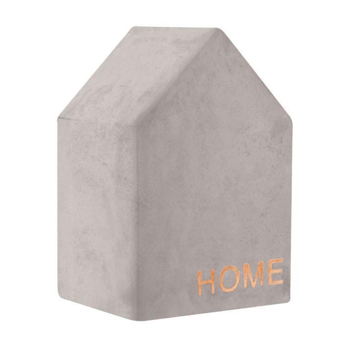 Casa Decorativa Em Cimento 10,5CM Home 09463 Mart