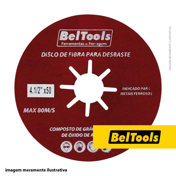 DISCO DESBASTE 4.1/2X50 BELTOOLS