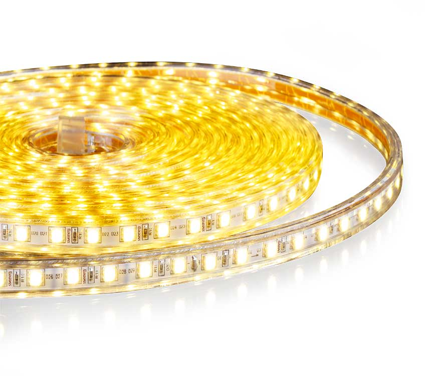 Fita De Led 25M 7,36W/M 3000K 127V IP67 Save Energy
