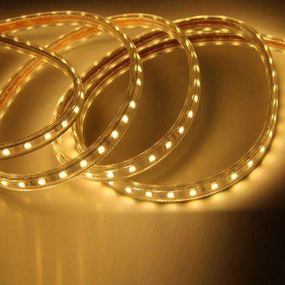 FITA LED 127V 3000K BRANCO QUENTE IP67 ROLO 5 METROS 4,8W/M BELLA LP050