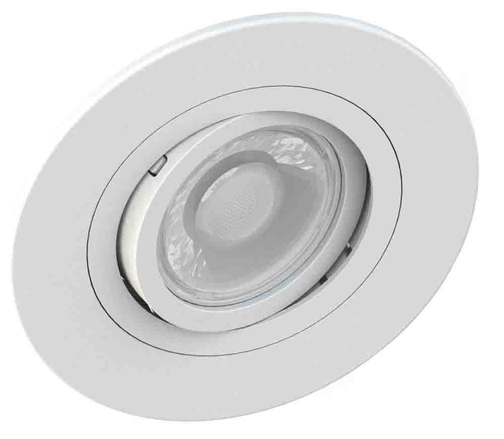 Kit 4x Spot c/ Lâmpada Dicroica + 2x Spot c/ Lâmpada MR11 Save