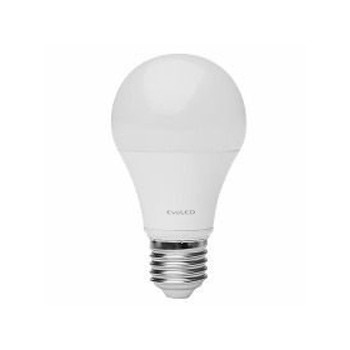 LÂMPADA A60 BULBO LED E27 10W 6500K BIVOLT LE-3208 EVOLED