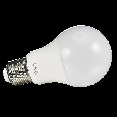 LAMPADA A60 LED 4,8W BULBO 6500K BIVOLT BRILIA