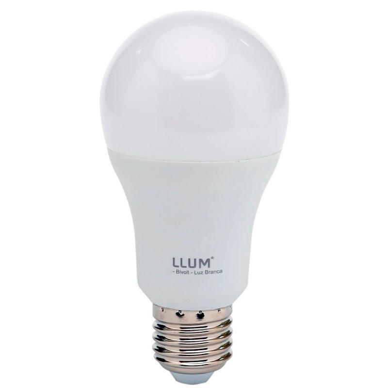 LAMPADA A60 SUPER LED 6400K 5W BIVOLT LLUM