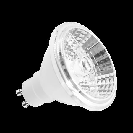 Lâmpada AR70 LED 7w 2700k Dimerizável Refletora Bivolt Save Energy