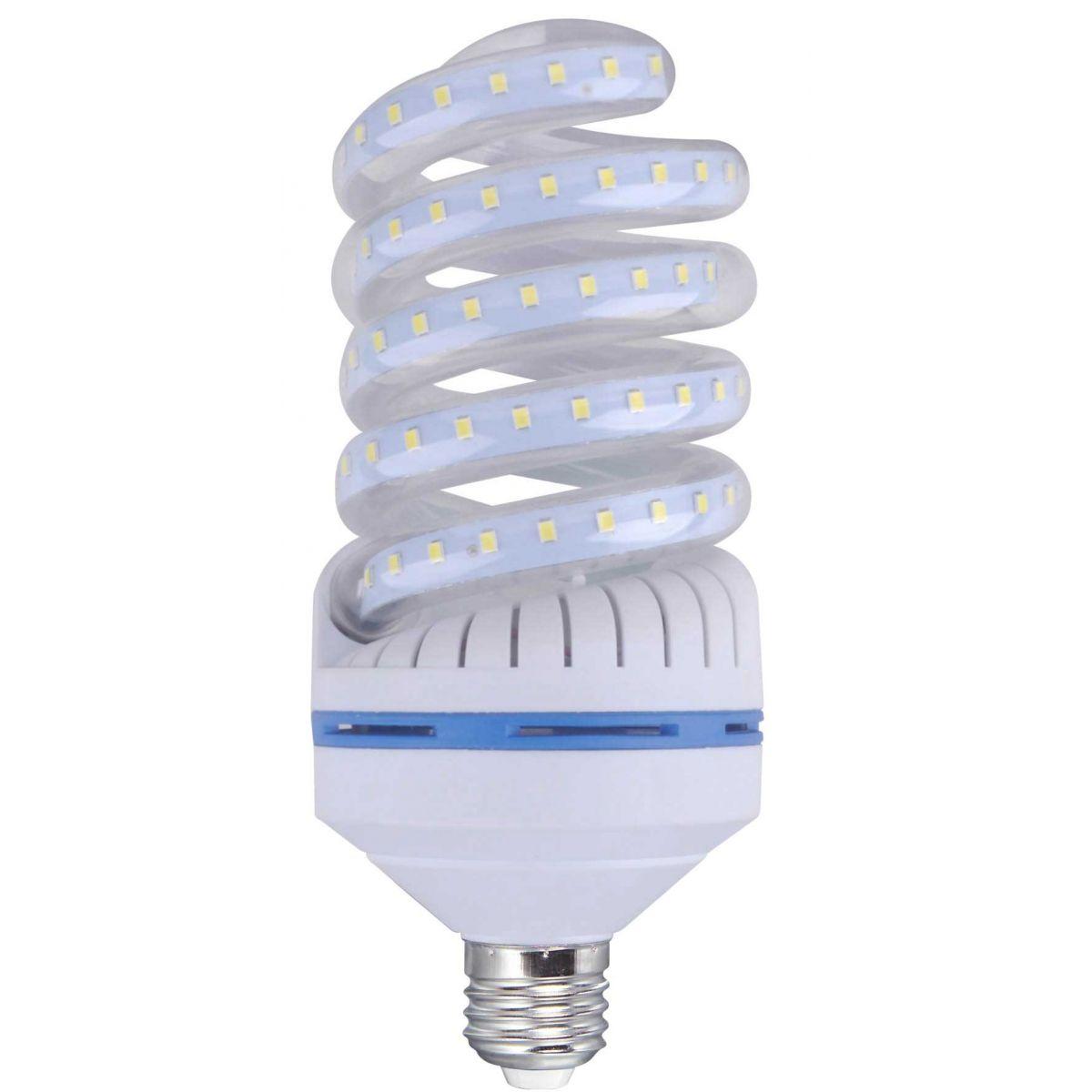 LÂMPADA COMPACTA ESPIRAL LED 24W 3000K EMBU LED