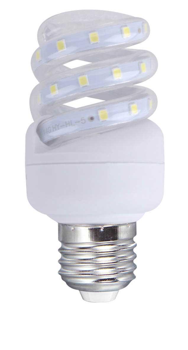 LÂMPADA COMPACTA ESPIRAL LED 5W 6000K EMBU LED