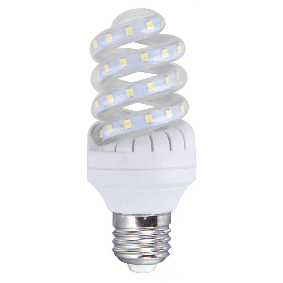 LÂMPADA COMPACTA ESPIRAL LED 7W 6000K EMBU LED