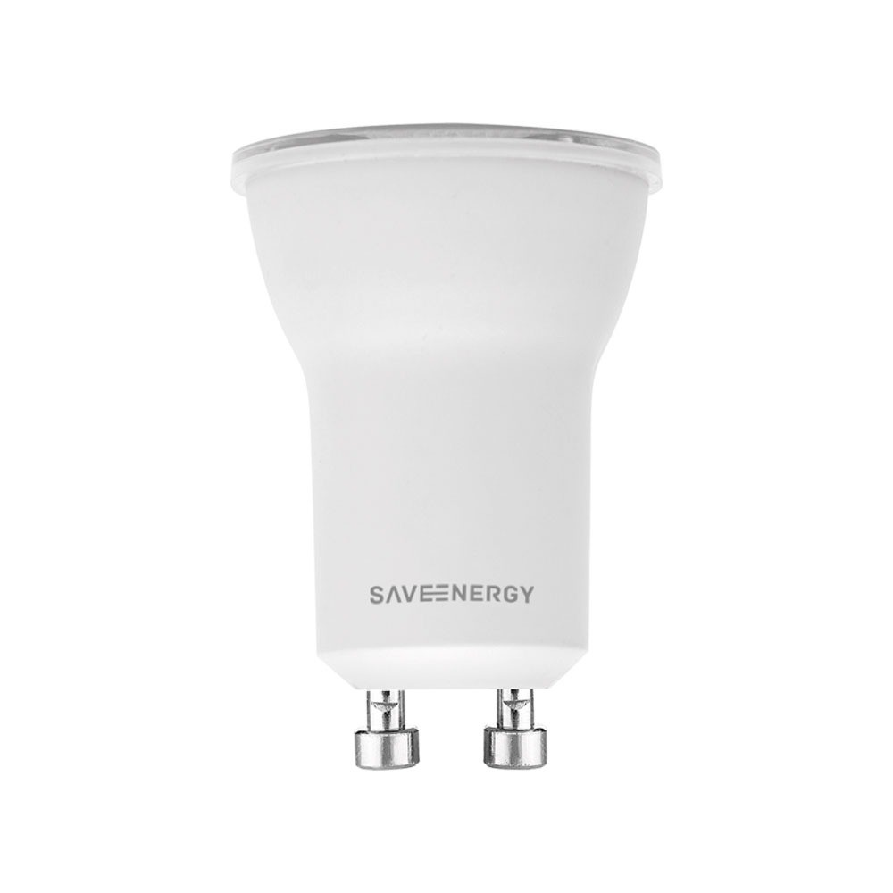 Lâmpada Dicroica Alto IRC MR11 Led 4W 2700K Bivolt GU10 Save Energy