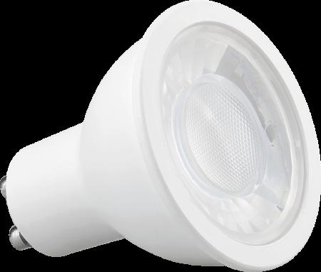 Lâmpada Dicroica Led 7W 2700K Dimerizável Bivolt GU10 Crystal Save Energy