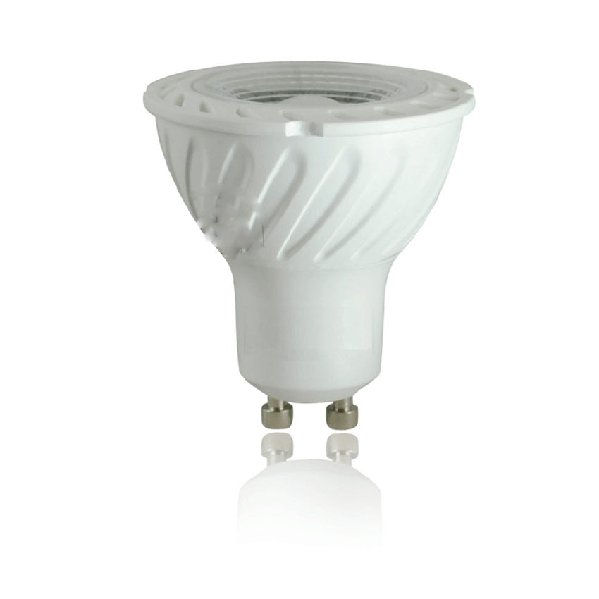 LAMPADA DICROICA SUPER LED 5W 3000K GU10 COB BIVOLT INOVE