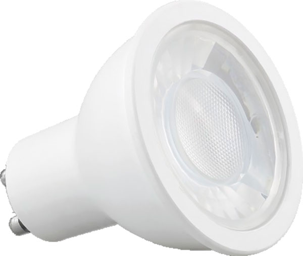 Lâmpada Dicroica Super Led 7W 2700K Bivolt GU10 Save Energy
