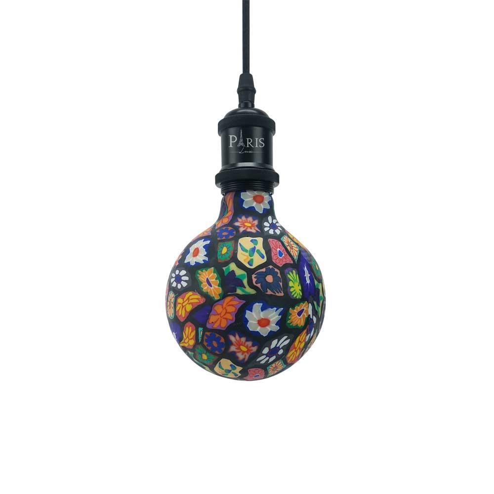 Lâmpada Filamento LED 4W E27 G128 2200K Bivolt