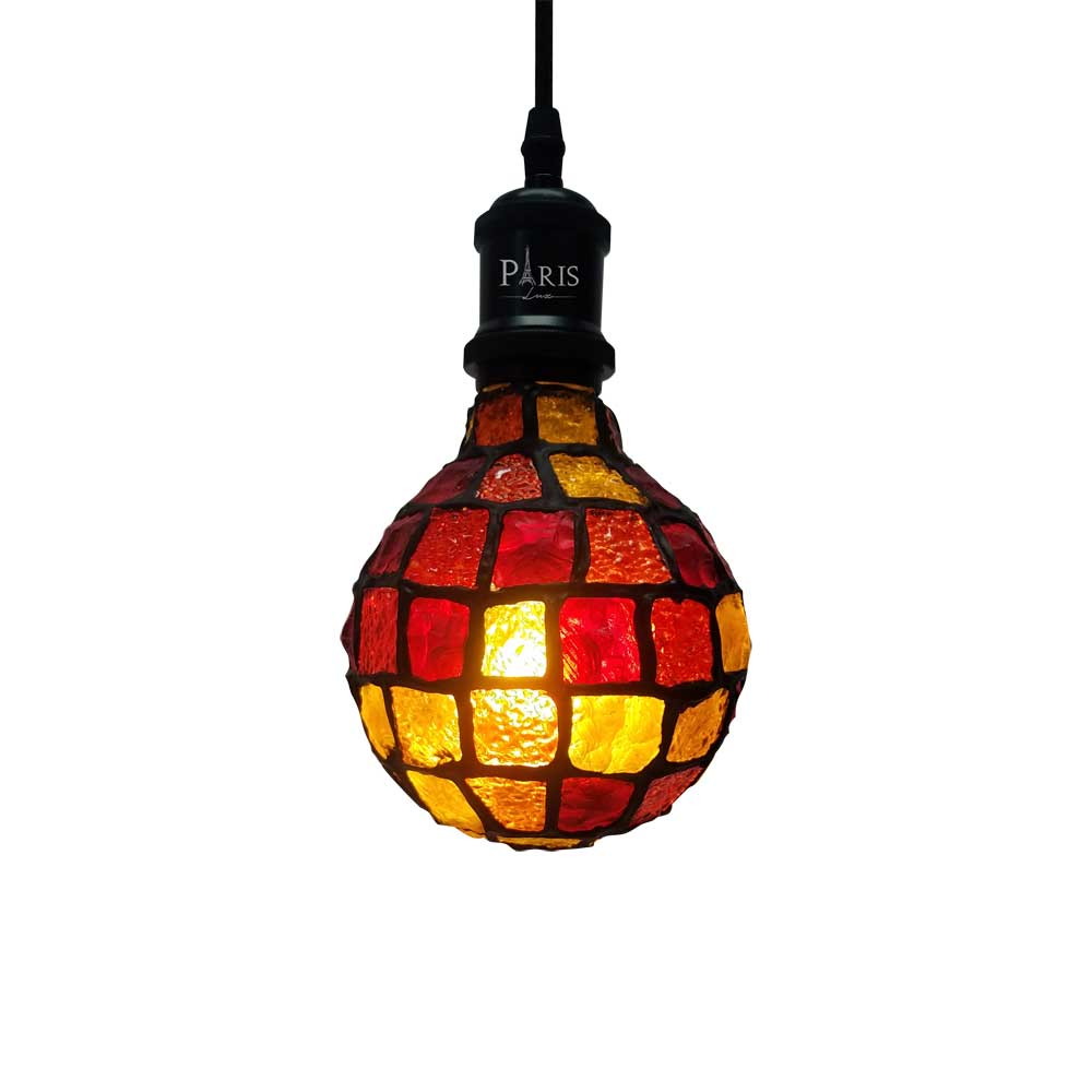 Lâmpada Filamento LED 4W E27 G130 Tiffany 2200K Bivolt