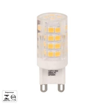 LAMPADA G9 LED 3W 2700K 127V LP160CA BELLA