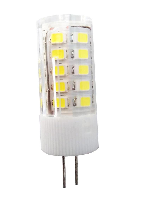 LAMPADA HALOPIN G4 LED 3,5W 3000K 127V