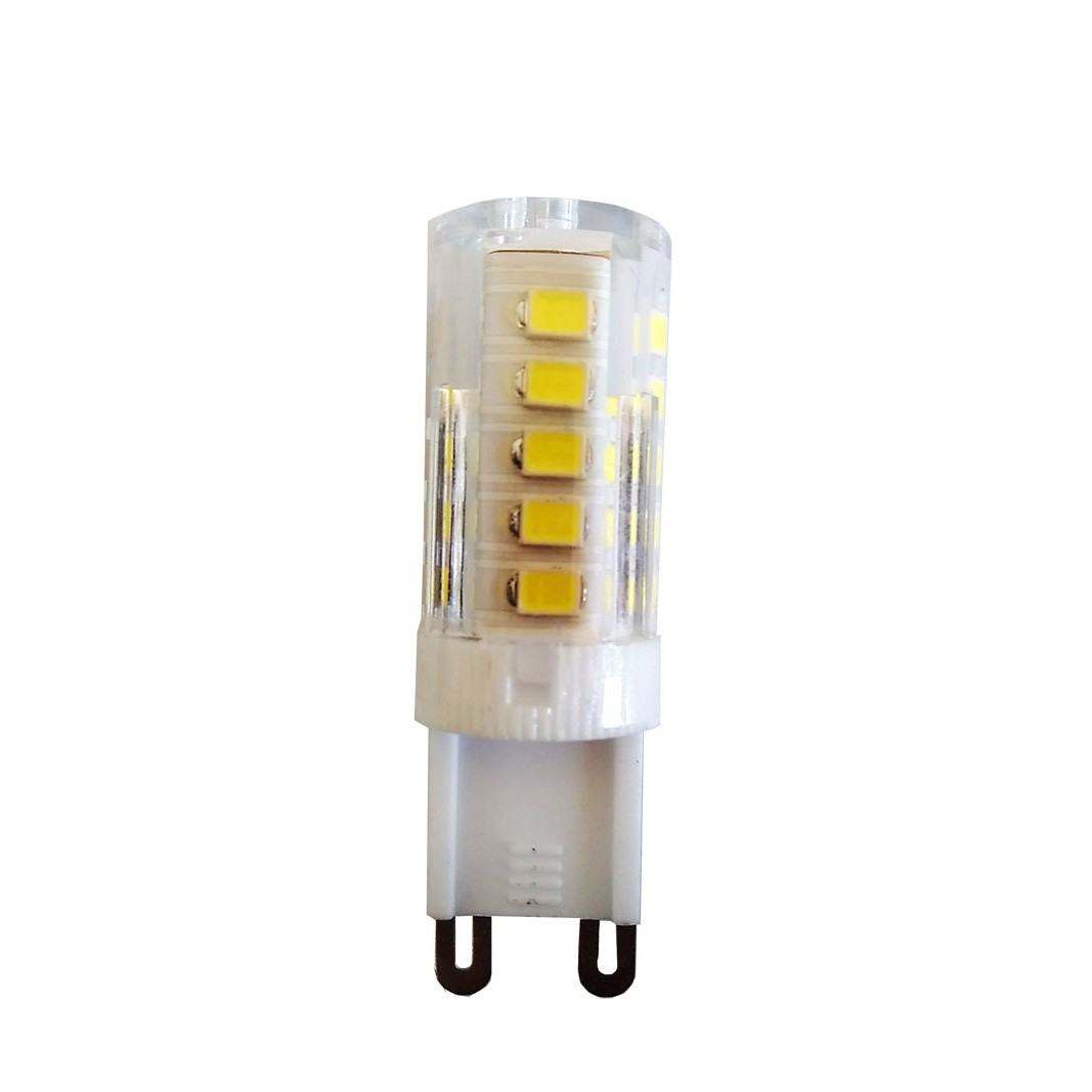 LÂMPADA HALOPIN G9 LED 5W 6000K 220V