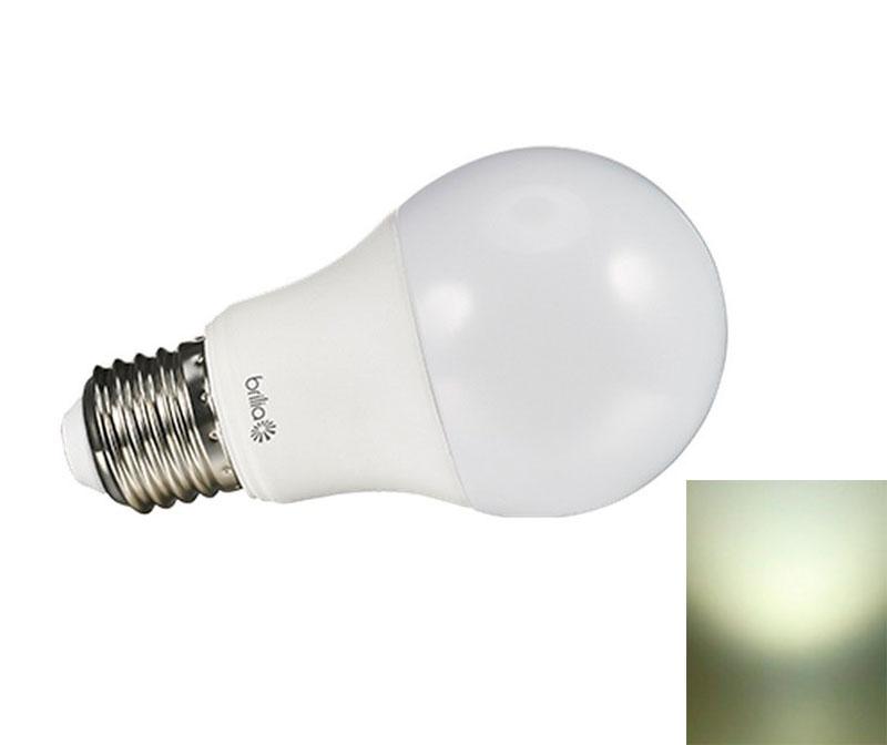 LAMPADA LED BULBO A60 7W 6500K BIVOLT BRILIA