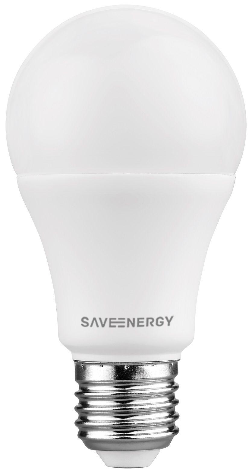 Lâmpada Led Bulbo A60 9W 6000K Bivolt Save Energy
