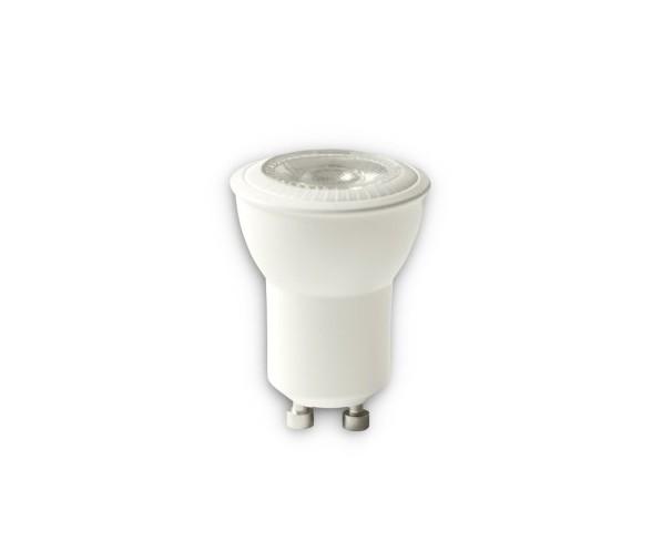 Lâmpada Mini Dicróica Dimerizável MR11 LED 4W GU10 Bivolt 2700K Embu LED