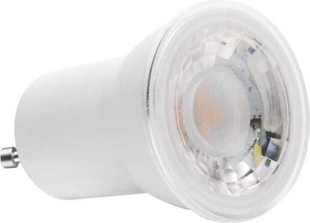 Lâmpada Dicroica MR11 Led 4W 2700K Bivolt GU10 Save Energy