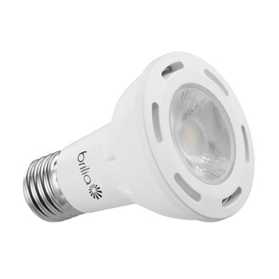 LAMPADA PAR 20 6,5W 3000K DIMERIZAVEL 220V BRILIA SMART