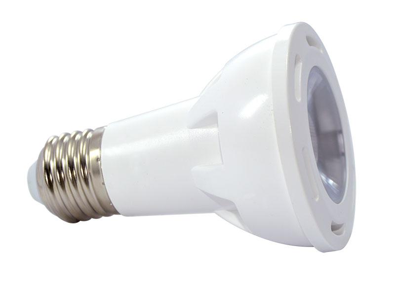 LÂMPADA PAR 20 6W DIMERIZÁVEL 3000K 220V EMBU LED