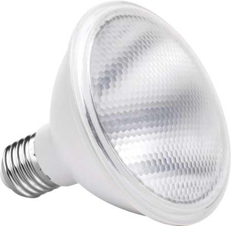 Lâmpada PAR 30 10W 2700K IP65 Uso Externo Bivolt Save Energy