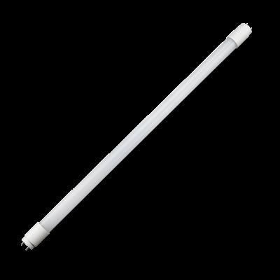LAMPADA TUBULAR LED T8 10W BIVOLT 4000K 60CM VIDRO BRILIA