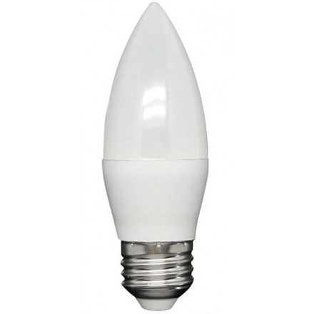 LAMPADA VELA SUPER LED 4W E-27 3000K EMBU LED