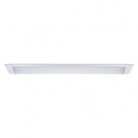 Luminária LED Sobrepor 120CM 36W Slim 6500K Blumenau