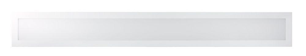 Luminária Retangular LED 40W 15x120CM Embutir 3000K Save Energy
