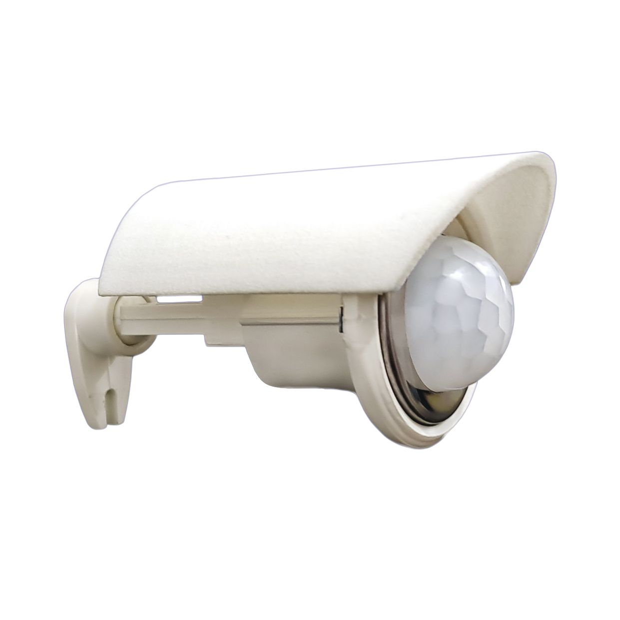 Mini Sensor De Presença Externo Com Fotocelula 3,2x2,7CM ASU-10/EXT Authome
