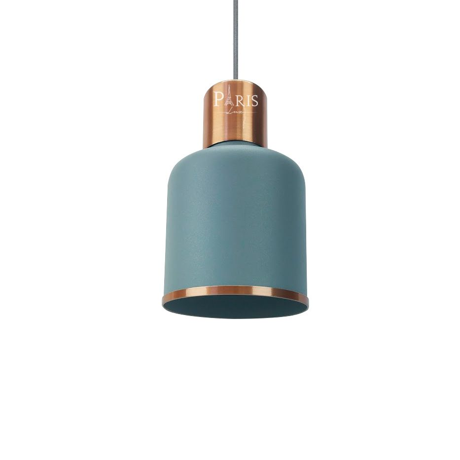 Pendente Bariloche Luxo Fendi/Cobre E27 26x15,3cm 9232T Tom Dixon