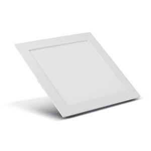 Plafon Led 20W 4000K Luz Neutra Embutir Quadrado 22,5CM Save Energy