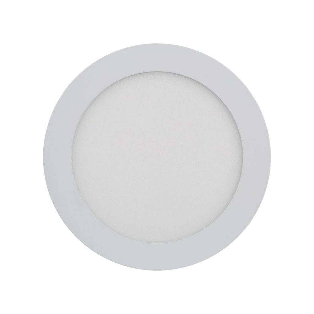Plafon Led 25W 4000K Luz Neutra Embutir Redondo 30CM Save Energy