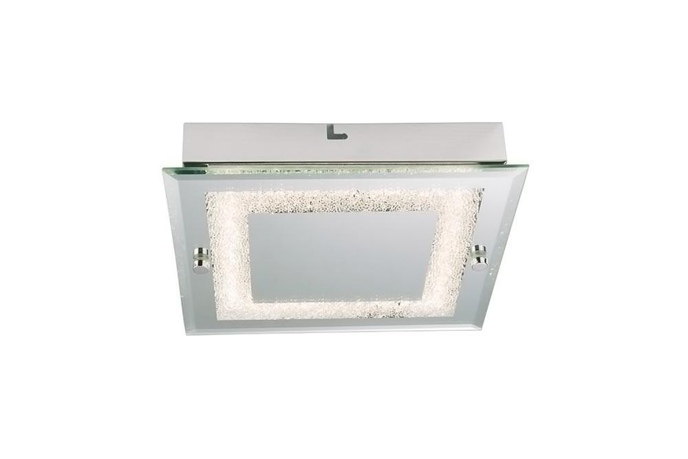 Plafon Sobrepor Denver LED 6W 4000K 18x18cm QPL910