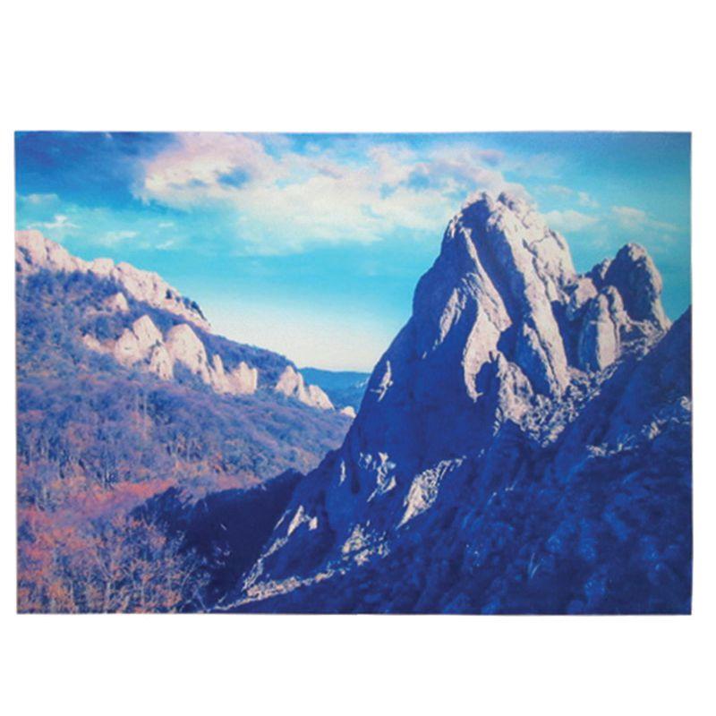 Quadro Decorativo Nature And Mountains 50x70cm Btc