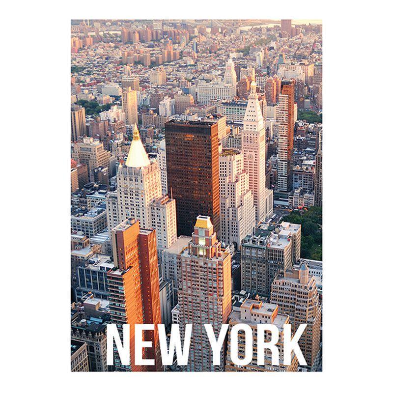 Quadro Decorativo New York Day Light 50x70cm Btc