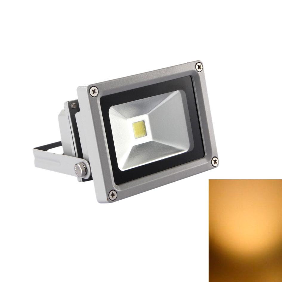 REFLETOR LED 10W 3000K EMBU LED