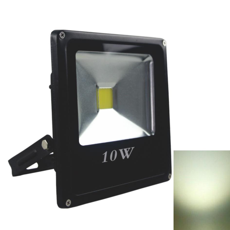 REFLETOR LED 10W 6000K SLIM EMBU LED