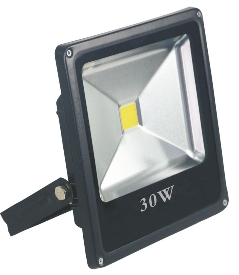 REFLETOR SUPER LED 30W 6000K SLIM EMBU LED