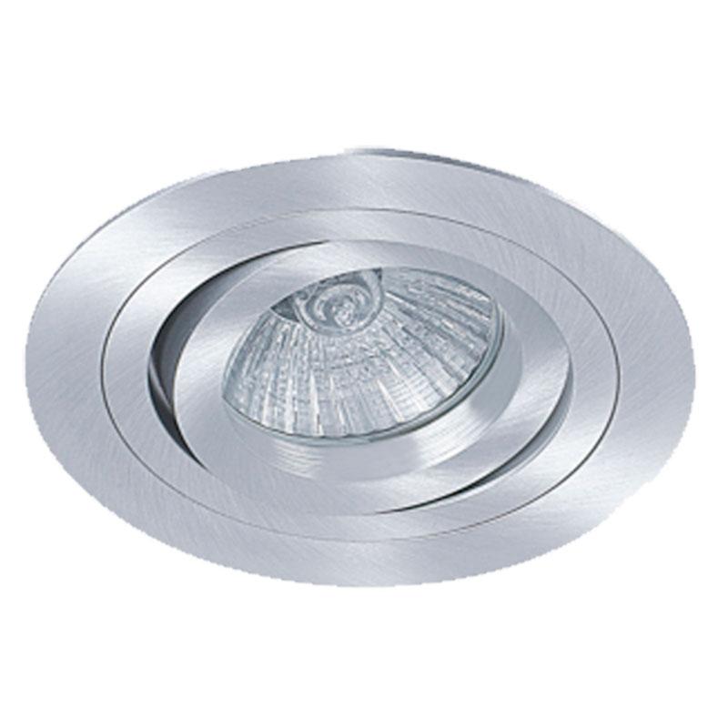 Spot Embutir PAR 20 Redondo Aluminio NS5200A Bella