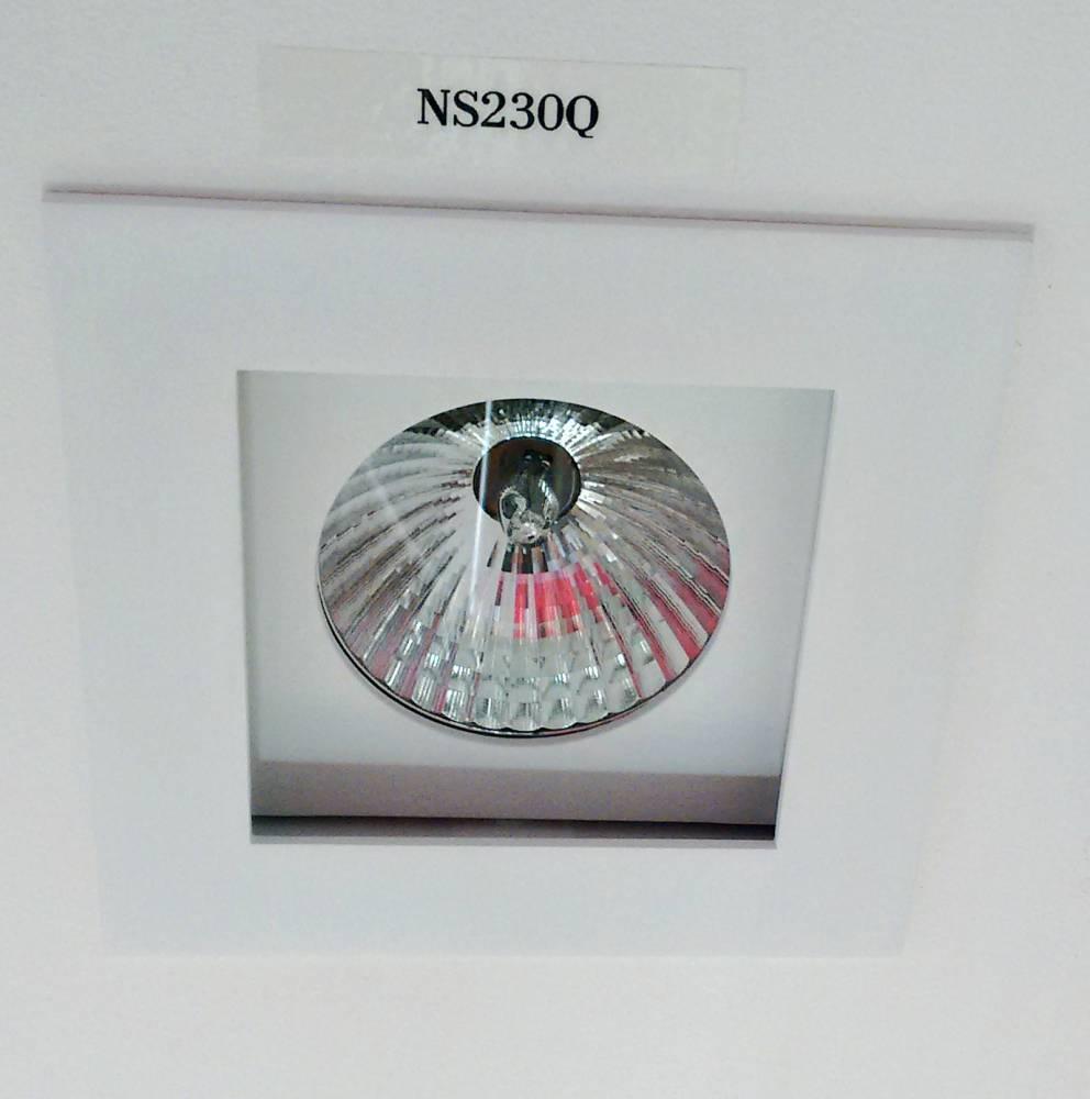 Spot Embutir PAR 30 Quadrado Fly NS230Q Bella